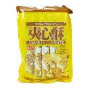 Cream Filled Wafers (Peanut) (花生夾心酥)
