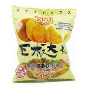 Potato Chips Crisps (Teppanyaki BBQ Flavour) (鐵板BBQ薯片)