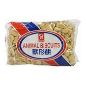 Animal Biscuits (Vanilla) (獸形餅)