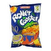 Roller Coaster Potato Rings (Cheddar Cheese Crisps) (珍珍芝士薯圈)