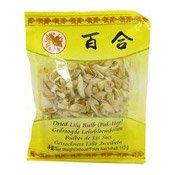 Dried Lily Bulb (Pak Hop) (金百合百合)