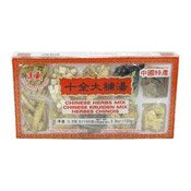 Chinese Soup Stock Herbs Mix (十全大補湯)