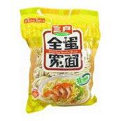 Broad Egg Noodles (寬條蛋面)