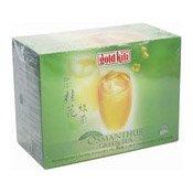 Instant Osmanthus Green Tea (10 Sachets) (桂花綠茶)