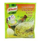 Chicken Corn Instant Soup (雞容蜀米湯)