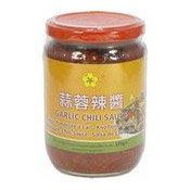 Garlic Chilli Sauce (蒜茸辣椒醬)