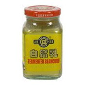 Fermented Beancurd (招財白腐乳)
