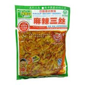 Spicy Sansi Preserved Vegetables (味聚特麻辣三絲)