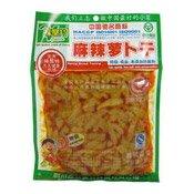 Spicy Dried Turnip (味聚特麻辣籮蔔乾)