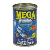 Spanish Style Sardines (Hot) (沙丁魚西班牙調味醬)