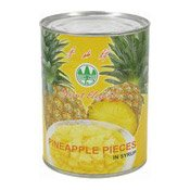 Pineapple Pieces In Syrup (菠蘿粒)