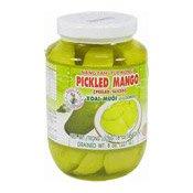 Pickled Mango (Peeled Slices) (酸芒果)