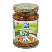 Assorted Pickled Vegetables (魚泉什錦泡菜)