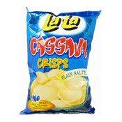 Cassava Crisps (Plain Salted) (鹽味木薯片)