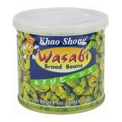 Wasabi Broad Beans (芥辣蠶豆酥)