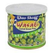 Wasabi Coated Green Peas (日本芥辣豆)