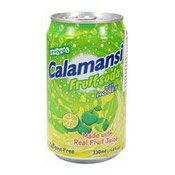 Calamansi Fruit Soda Drink With Honey (柑桔蜜梳打飲品)