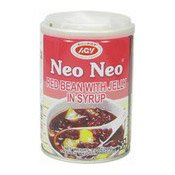 Neo Neo Red Bean With Jelly In Syrup (愛之味紅豆粉粿)