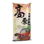 Gaoyuan Shuanghua Laomian Noodles (乐橱高原撈麵)