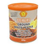 Ground White Pepper Powder (白胡椒粉)