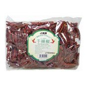 Whole Dried Chillies (Long) (四川小米乾辣椒)