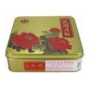 White Lotus Seed Paste Mooncakes (大同白蓮蓉月餅)