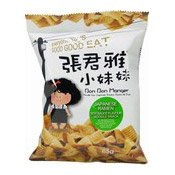 Wheat Noodle Snack (Soy Sauce) (日本-豆麵)