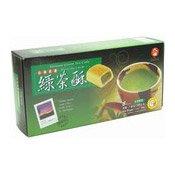 Taiwan Green Tea Cake (九福綠茶酥)