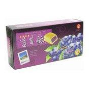 Taiwan Blueberry Cake (藍梅餅)