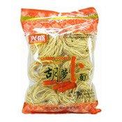 Carrot Noodles (胡蘿蔔麵)