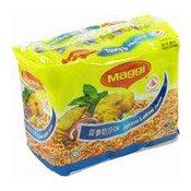 Instant Noodles (Assam Laksa) (美極亞三叻沙麵)