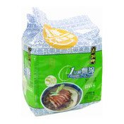 Noodles (Mustard Green Duck Flavour) (雪菜火鴨湯麵)