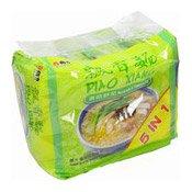 Instant Noodle (Mushroom & Vegetables) (飄香面 香菇野菜)