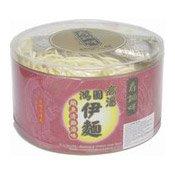 E-fu Noodle (Abalone & Chicken Flavour) (壽桃鮑魚雞湯味伊麵)