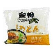 Japanese U-don Noodles (Abalone) (金粉鮑魚烏冬麵)