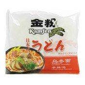 Japanese U-Don Noodles (Chilli) (金粉辛辣湯烏冬麵)