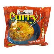 Instant Noodles (Curry Spicy & Tasty) (咖哩麵)
