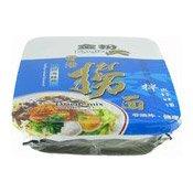 Dried-mix Noodles (Scallop Seafood) (金粉海鮮/鮮辣撈麵)