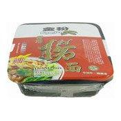 Dried-mix Noodles (Spicy Pork) (金粉鮮辣肉汁醬撈麵)
