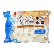 Dumplings (Pork Mushroom) (Jiaozi Gyoza) (香源三鮮水餃)