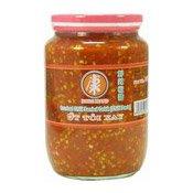 Crushed Chilli Sambal (Chilli Paste) (康字鮮辣椒醬)
