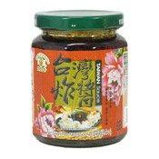 Taiwan Jah Jan Sauce (萬里香台灣炸醬)