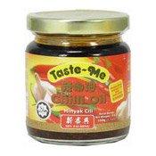 Chilli Oil (Minyak Cili) (辣椒油)