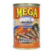 Sardines (Afritada Style) (菲律賓調味沙丁魚)