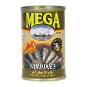 Sardines (Adobo Style) (菲律賓調味沙丁魚)