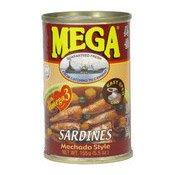 Sardines (Mechado Style) (菲律賓調味沙丁魚)