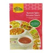 Korean Spicy Sesame Sauce (韓國芝麻醬)