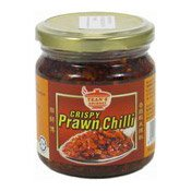 Crispy Prawn Chilli (田師傅香脆蝦米辣椒)