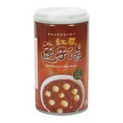 Red Beans & Lotus Seeds Dessert (紅豆蓮子湯)