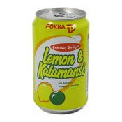 Lemon & Kalamansi Soft Drink (檸檬青檸汁)